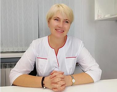 Котова Елена Николаевна