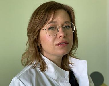 Берестова Ольга Сергеевна, медицинский психолог в Пушкине
