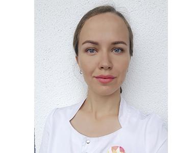 Каберская Мария Александровна, остеопат в Пушкине
