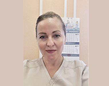 Козырь Надежда Николаевна, врач-хирург в Пушкине